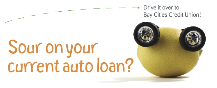 Sour on Your Auto Loan