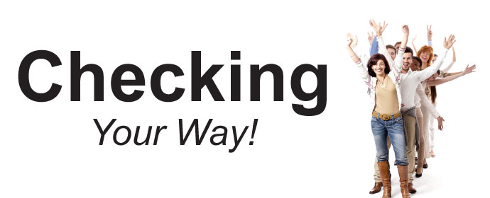 checking-your-way